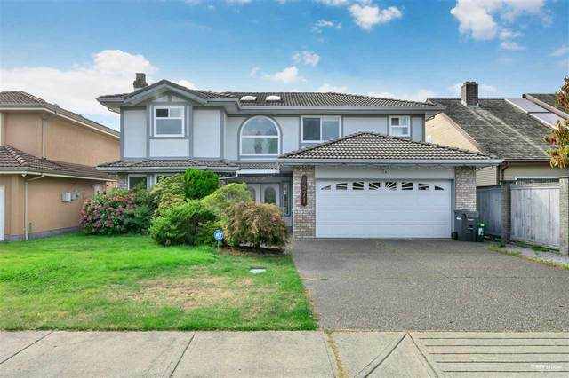 8971 Schaefer Gate, Richmond, BC V6Y 2Y3 (#R2502777) :: Ben D'Ovidio Personal Real Estate Corporation | Sutton Centre Realty