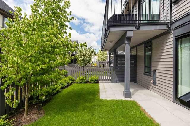 3500 Burke Village Promenade #95, Coquitlam, BC V0V 0V0 (#R2502825) :: Ben D'Ovidio Personal Real Estate Corporation | Sutton Centre Realty