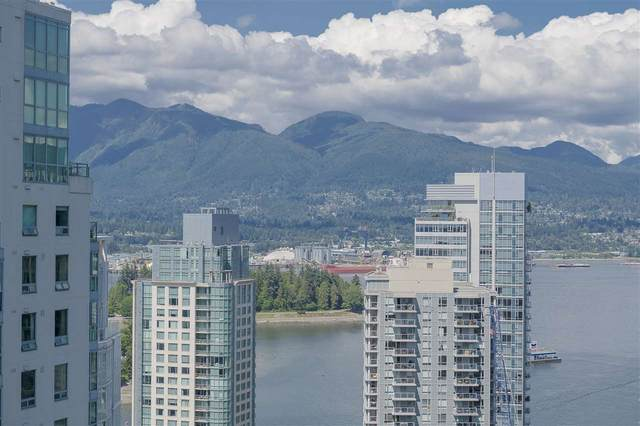 1239 W Georgia Street #2708, Vancouver, BC V6E 4R8 (#R2502827) :: Premiere Property Marketing Team