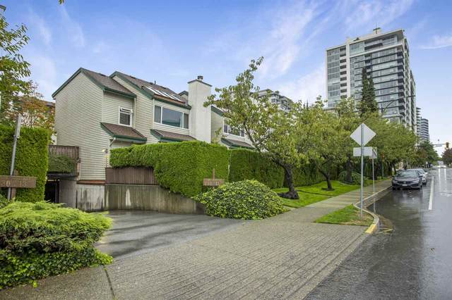 230 W 13TH Street #17, North Vancouver, BC V7M 1N7 (#R2502854) :: Ben D'Ovidio Personal Real Estate Corporation | Sutton Centre Realty