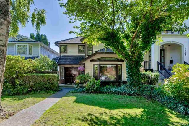 3460 W 26TH Avenue, Vancouver, BC V6S 1N5 (#R2502862) :: Ben D'Ovidio Personal Real Estate Corporation   Sutton Centre Realty