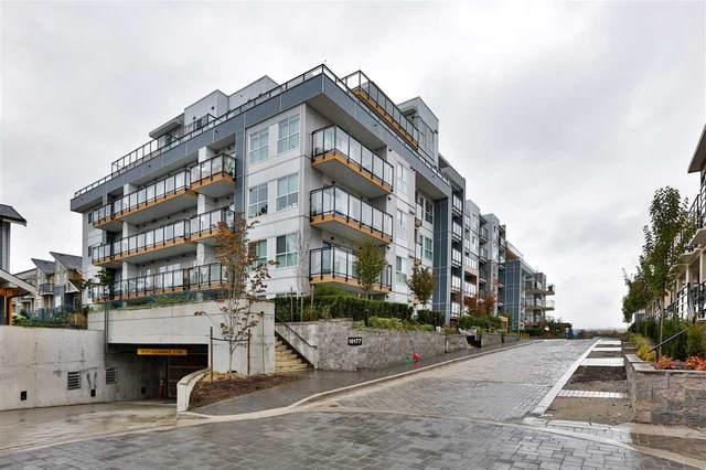 10177 River Drive #403, Richmond, BC V6X 0S2 (#R2502870) :: Ben D'Ovidio Personal Real Estate Corporation | Sutton Centre Realty