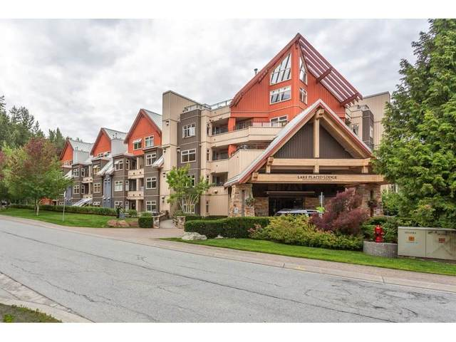 2050 Lake Placid Road #204, Whistler, BC V0N 1B2 (#R2502893) :: 604 Home Group