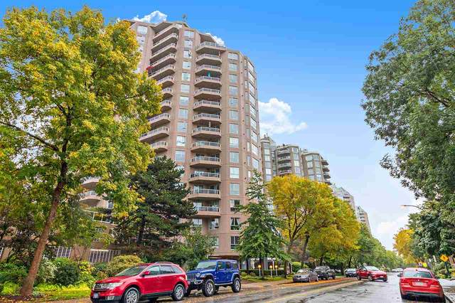 1185 Quayside Drive #1102, New Westminster, BC V3M 6T8 (#R2502901) :: Premiere Property Marketing Team