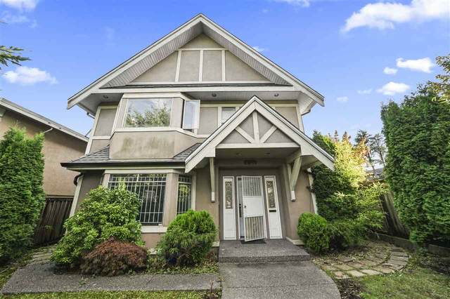 1308 E 13TH Avenue, Vancouver, BC V5N 2B6 (#R2502908) :: 604 Realty Group