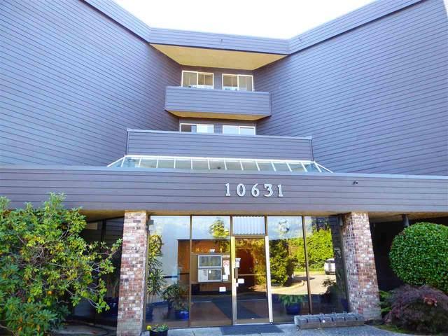10631 No. 3 Road #109, Richmond, BC V7A 4L8 (#R2502949) :: Ben D'Ovidio Personal Real Estate Corporation | Sutton Centre Realty