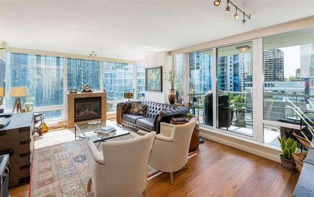 590 Nicola Street #1104, Vancouver, BC V6G 3J8 (#R2502953) :: Premiere Property Marketing Team