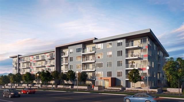 10838 Whalley Boulevard #423, Surrey, BC V6X 3M4 (#R2502982) :: Premiere Property Marketing Team