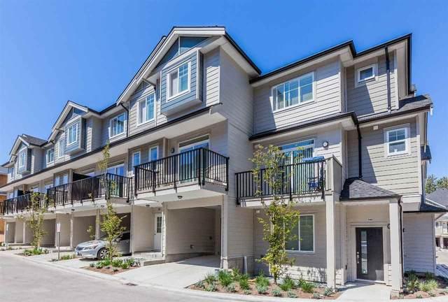 13898 64 Avenue #5, Surrey, BC V3W 1I6 (#R2502996) :: 604 Realty Group