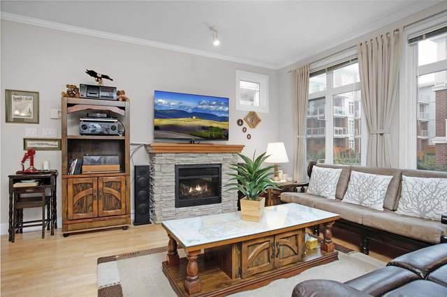 4211 Bayview Street #107, Richmond, BC V7E 6T6 (#R2503009) :: Ben D'Ovidio Personal Real Estate Corporation | Sutton Centre Realty