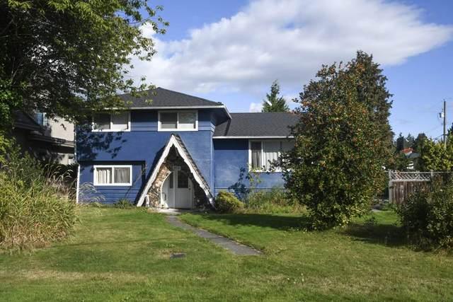 9591 Kirkmond Crescent, Richmond, BC V7E 1M7 (#R2503011) :: Ben D'Ovidio Personal Real Estate Corporation   Sutton Centre Realty