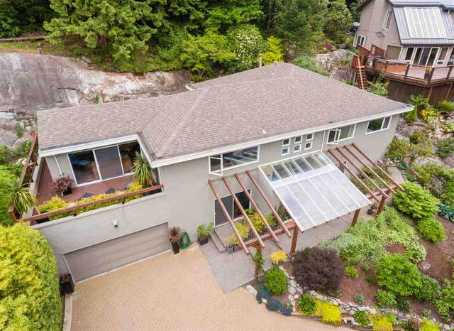 6945 Marine Drive, West Vancouver, BC V7W 2T4 (#R2503012) :: Ben D'Ovidio Personal Real Estate Corporation | Sutton Centre Realty