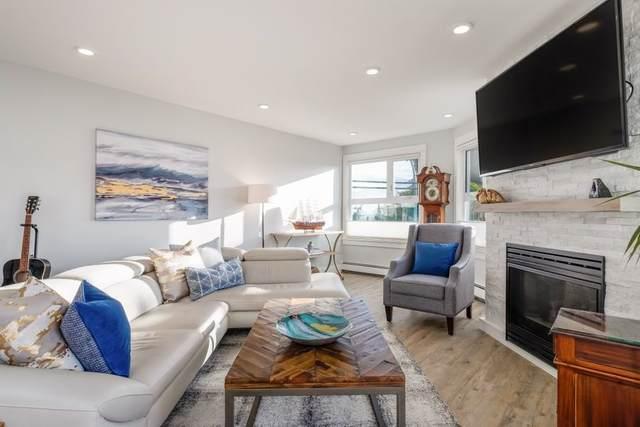 15367 Buena Vista Avenue #204, White Rock, BC V4B 1Y7 (#R2503028) :: Premiere Property Marketing Team