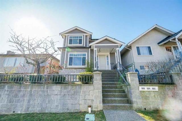 886 E King Edward Avenue, Vancouver, BC V5V 2E4 (#R2503036) :: 604 Realty Group