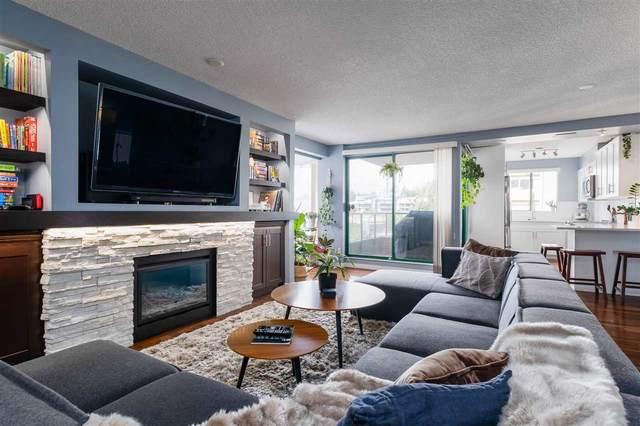 410 Carnarvon Street #1103, New Westminster, BC V3L 5N9 (#R2503051) :: Premiere Property Marketing Team
