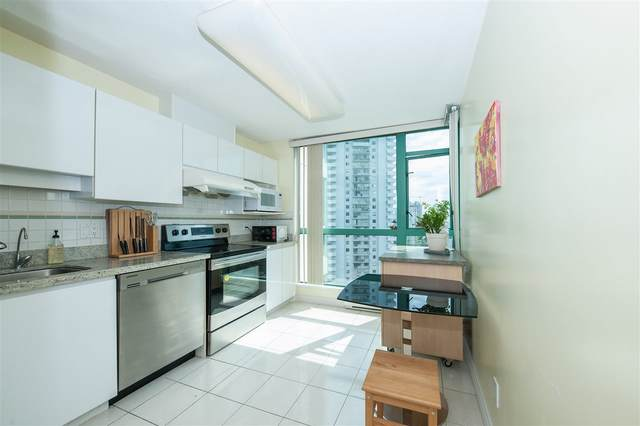 5833 Wilson Avenue #1303, Burnaby, BC V5H 4R8 (#R2503062) :: 604 Realty Group