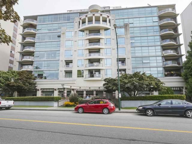 1233 Beach Avenue #601, Vancouver, BC V6E 1V4 (#R2503121) :: 604 Realty Group