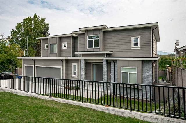 1025 Ranch Park Way, Coquitlam, BC V3C 2J2 (#R2503138) :: Homes Fraser Valley