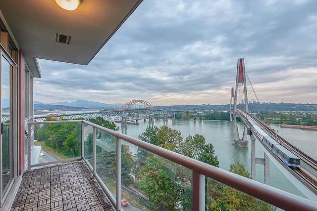 125 Columbia Street #1003, New Westminster, BC V3L 0G8 (#R2503143) :: Premiere Property Marketing Team