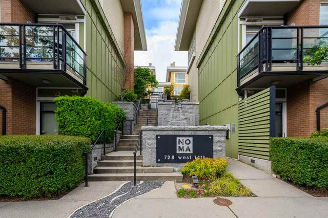 728 W 14TH Street #32, North Vancouver, BC V7M 0A8 (#R2503144) :: Ben D'Ovidio Personal Real Estate Corporation | Sutton Centre Realty