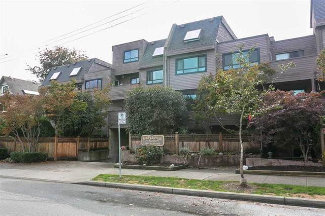 1990 W 6TH Avenue #309, Vancouver, BC V6J 4V4 (#R2503157) :: 604 Realty Group