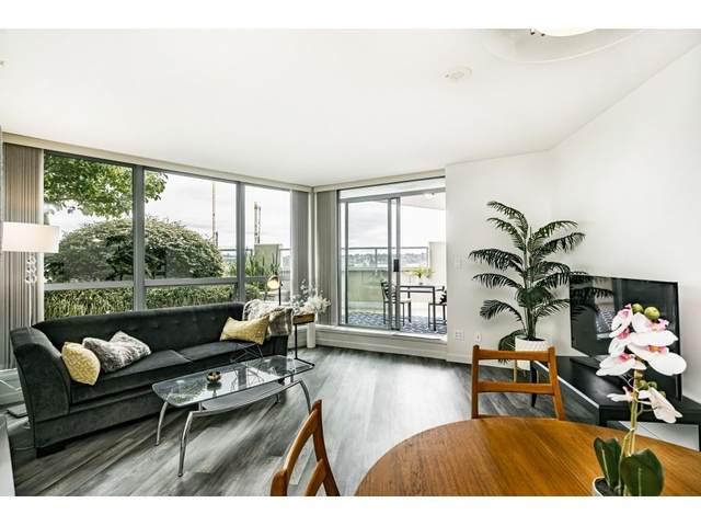 14 Begbie Street #508, New Westminster, BC V3M 0C4 (#R2503173) :: Premiere Property Marketing Team