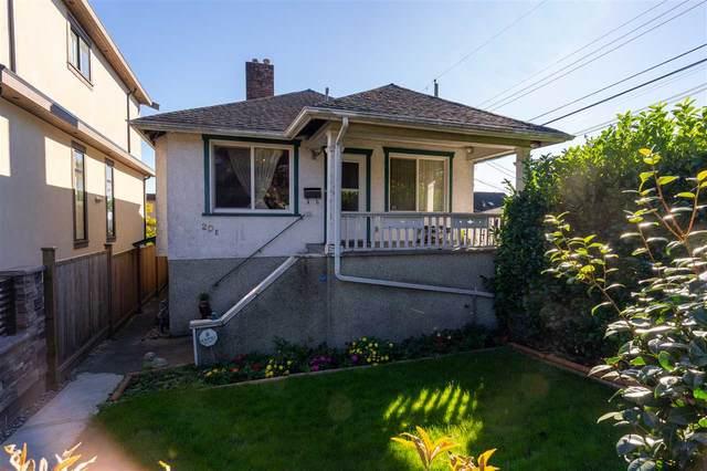 20 E 60TH Avenue, Vancouver, BC V5X 1Z6 (#R2503217) :: Ben D'Ovidio Personal Real Estate Corporation | Sutton Centre Realty