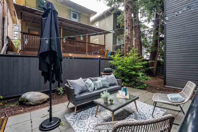 1550 Barclay Street #216, Vancouver, BC V6G 3B1 (#R2503224) :: 604 Realty Group
