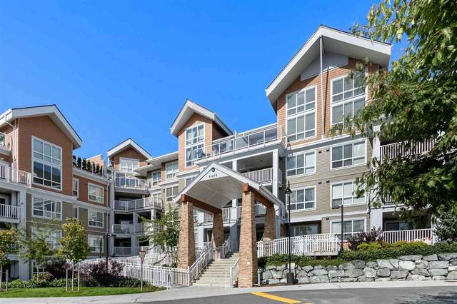 6490 194 Street #209, Surrey, BC V4N 6J9 (#R2503231) :: Ben D'Ovidio Personal Real Estate Corporation | Sutton Centre Realty