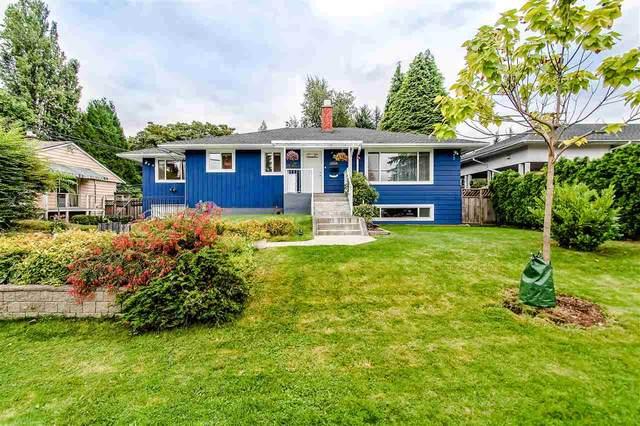 1124 Bartlett Avenue, Coquitlam, BC V3J 5E3 (#R2503255) :: Ben D'Ovidio Personal Real Estate Corporation | Sutton Centre Realty