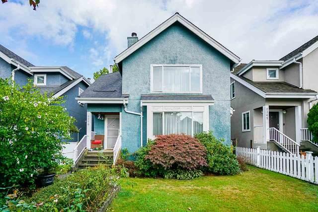 2375 W 45TH Avenue, Vancouver, BC V6M 2J5 (#R2503260) :: Ben D'Ovidio Personal Real Estate Corporation   Sutton Centre Realty
