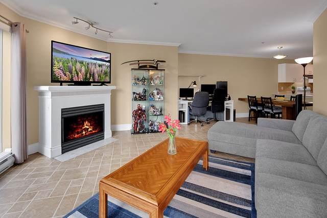 1219 Johnson Street #320, Coquitlam, BC V3B 7L5 (#R2503274) :: 604 Home Group