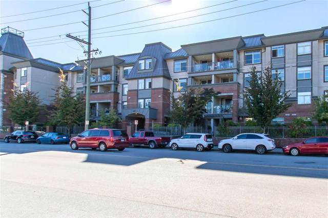 2330 Wilson Avenue #113, Port Coquitlam, BC V3C 1Z6 (#R2503275) :: Ben D'Ovidio Personal Real Estate Corporation | Sutton Centre Realty