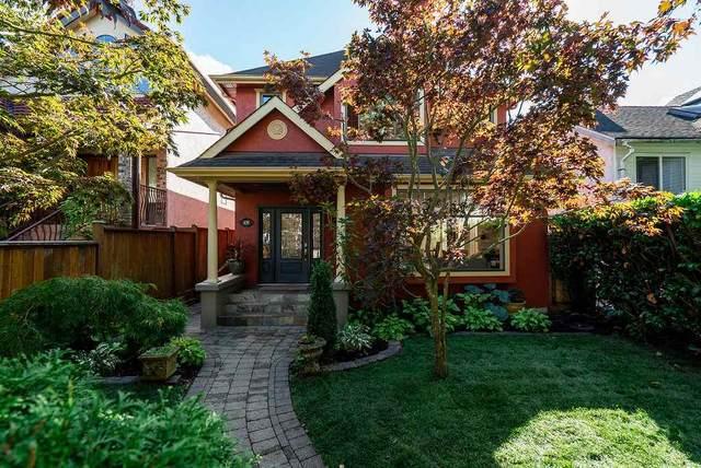 4088 W 17TH Avenue, Vancouver, BC V6S 1A6 (#R2503297) :: Ben D'Ovidio Personal Real Estate Corporation   Sutton Centre Realty