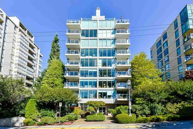 1455 Duchess Avenue #502, West Vancouver, BC V7T 1H7 (#R2503311) :: Ben D'Ovidio Personal Real Estate Corporation   Sutton Centre Realty