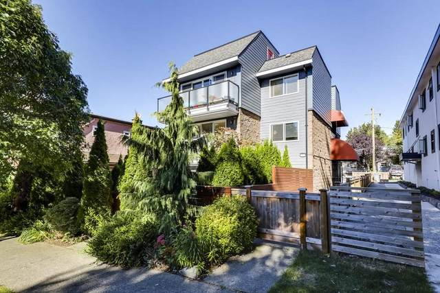 2175 Oxford Street #5, Vancouver, BC V5L 1E8 (#R2503339) :: Ben D'Ovidio Personal Real Estate Corporation | Sutton Centre Realty