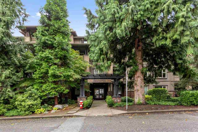 808 Sangster Place #107, New Westminster, BC V3L 5W3 (#R2503348) :: Initia Real Estate