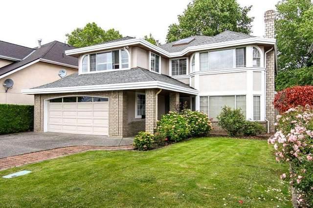 4191 Baffin Drive, Richmond, BC V7C 5K6 (#R2503352) :: Ben D'Ovidio Personal Real Estate Corporation | Sutton Centre Realty