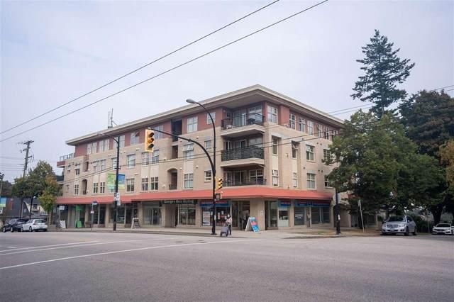 3595 W 26TH Avenue #401, Vancouver, BC V6S 1N8 (#R2503353) :: Ben D'Ovidio Personal Real Estate Corporation   Sutton Centre Realty
