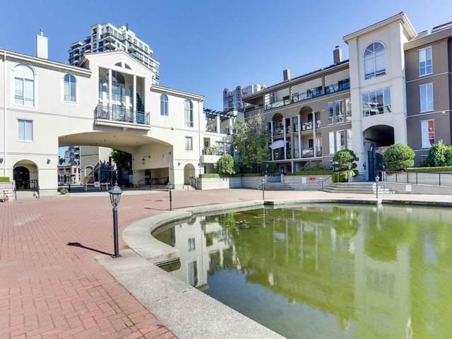2 Renaissance Square #313, New Westminster, BC V3M 6K3 (#R2503392) :: Premiere Property Marketing Team