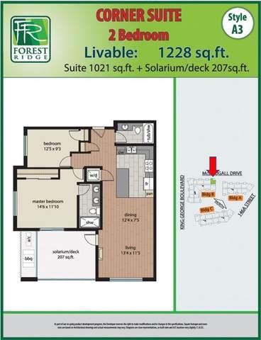 14588 Mcdougall Drive #403, Surrey, BC V0V 0V0 (#R2503398) :: Ben D'Ovidio Personal Real Estate Corporation | Sutton Centre Realty