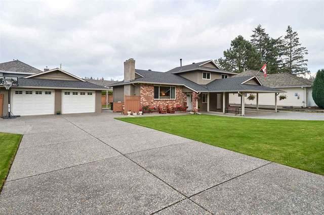 14911 24 Avenue, Surrey, BC V4A 2H5 (#R2503437) :: 604 Realty Group
