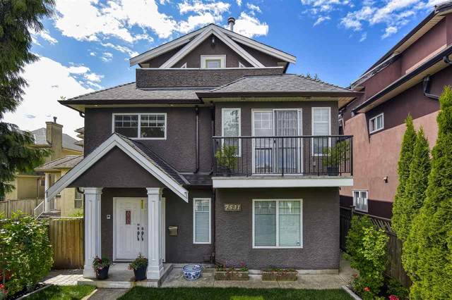 7531 Oak Street, Vancouver, BC V6P 4A4 (#R2503466) :: 604 Realty Group
