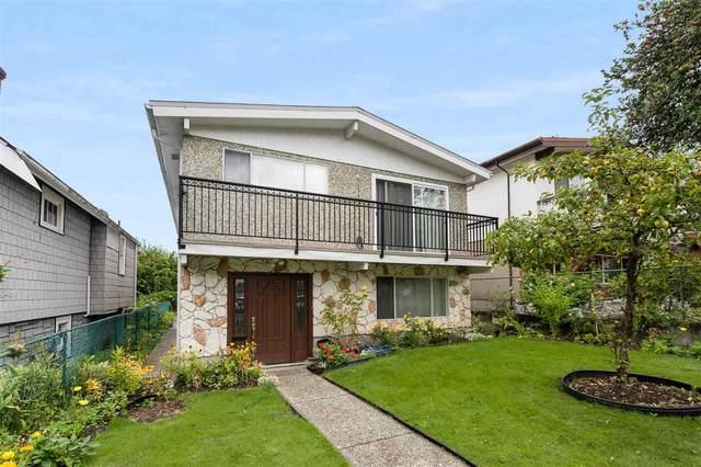 3575 Tanner Street, Vancouver, BC V5R 5P4 (#R2503470) :: Premiere Property Marketing Team