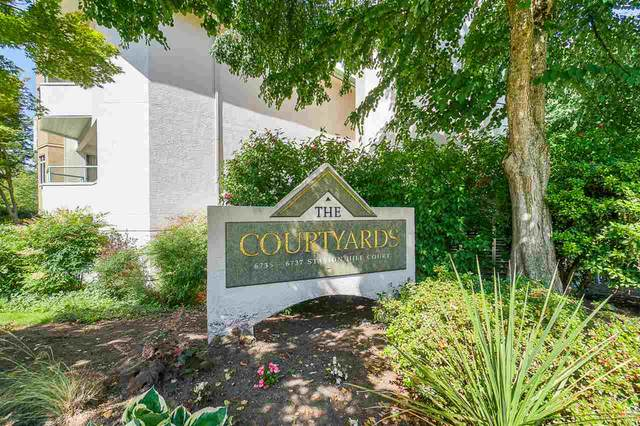 6737 Station Hill Court #210, Burnaby, BC V3N 4V2 (#R2503499) :: Ben D'Ovidio Personal Real Estate Corporation | Sutton Centre Realty