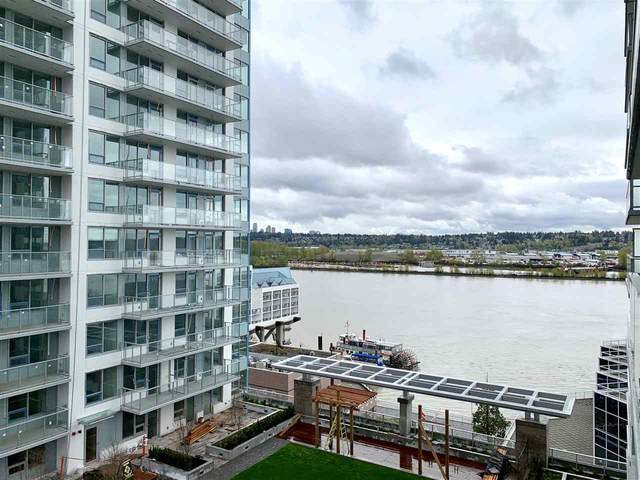 988 Quayside Drive #1005, New Westminster, BC V3M 0L5 (#R2503507) :: Premiere Property Marketing Team