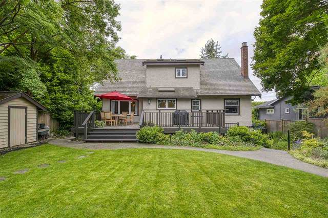 4120 Maple Crescent, Vancouver, BC V6J 4B2 (#R2503535) :: Ben D'Ovidio Personal Real Estate Corporation | Sutton Centre Realty