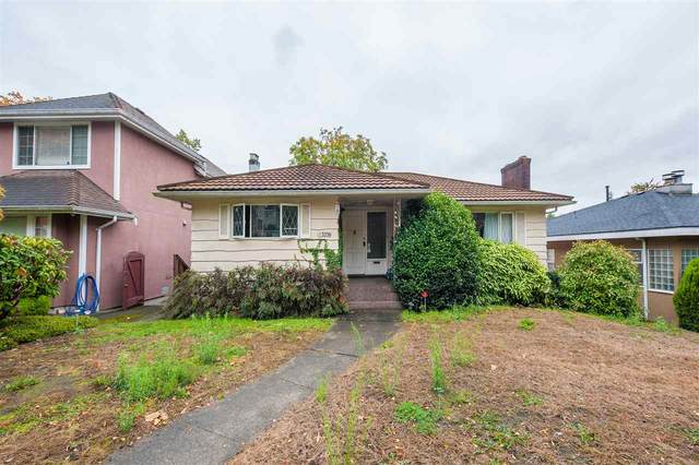 3336 W 35TH Avenue, Vancouver, BC V6N 2N2 (#R2503539) :: Ben D'Ovidio Personal Real Estate Corporation   Sutton Centre Realty