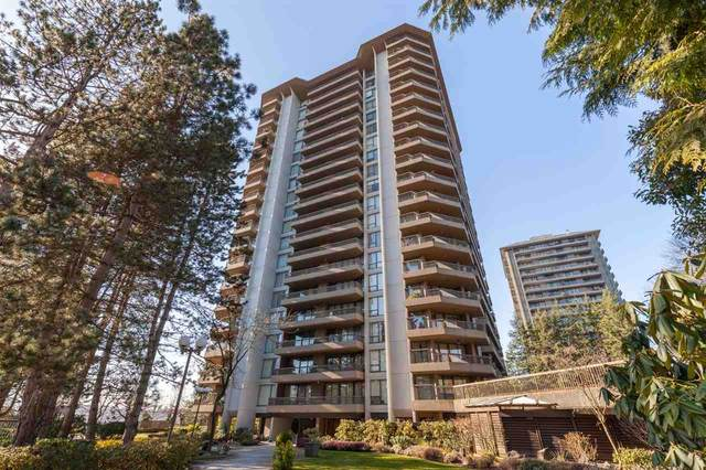 2041 Bellwood Avenue #501, Burnaby, BC V5B 4V5 (#R2503544) :: Ben D'Ovidio Personal Real Estate Corporation | Sutton Centre Realty