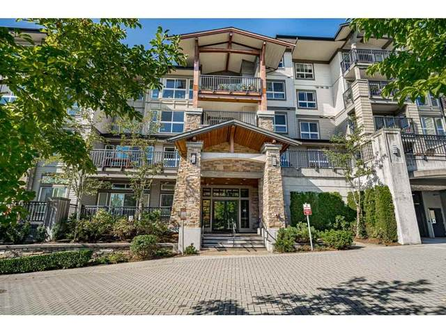 1330 Genest Way #313, Coquitlam, BC V3E 0A4 (#R2503549) :: Ben D'Ovidio Personal Real Estate Corporation | Sutton Centre Realty